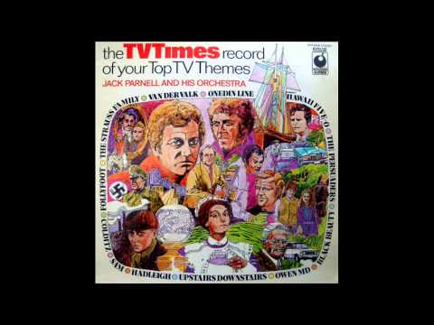 The Persuaders Theme - Jack Parnell and his Orchestra