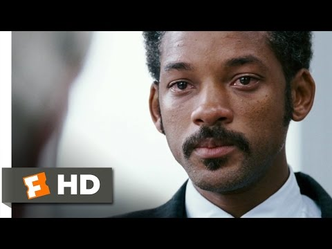 The Pursuit of Happyness (8/8) Movie CLIP - Final Scene: Chris is Hired (2006) HD