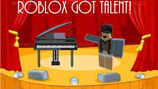 Roblox Got Talent | Golden Buzzer | Its Lib!