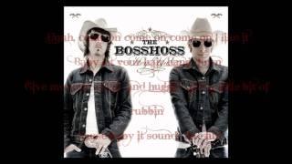 The BossHoss - Like ice in the sunshine +Lyrics & Übersetzung