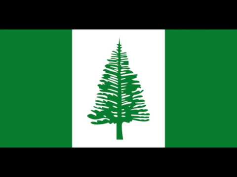 Ten Hours of the Territorial Anthem of Norfolk Island