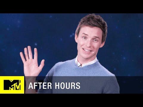 Eddie Redmayne is a Hufflepuff PSA  After Hours  MTV