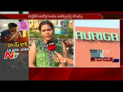 Software Employees Meet Labour Commissioner on Layoff's Issue || Indian IT Sector || NTV