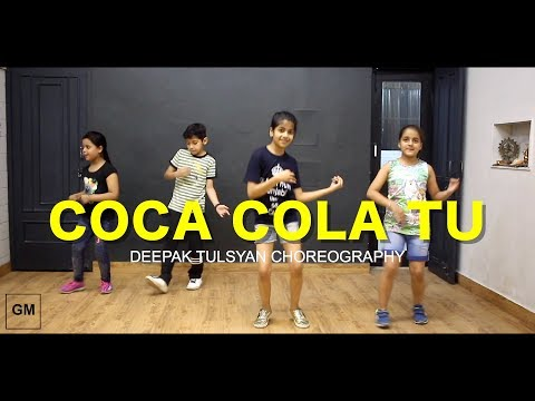 Coca Cola Tu - Kids Dance   Deepak Tulsyan Choreography  Tony Kakkar  G M Dance