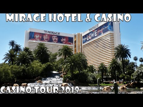 Mirage Hotel And Casino Tour