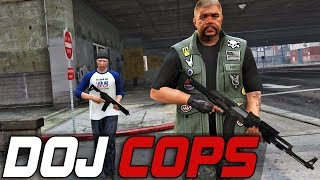 Dept. of Justice Cops #435 - Expressing Rights