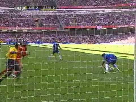 Charity shield 2005-6 Chelsea v Arsenal Pt. 2.avi