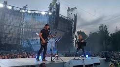 Metallica - Pitkä kuuma kesä - 16.7.2019 - Kantolan tapahtumapuisto, Hämeenlinna