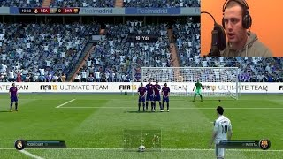 FIFA 15 Real Madrid Vs Barcelona ep.1 [Srpski Gameplay] ☆ SerbianGamesBL ☆
