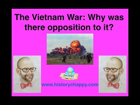 Opposition to the Vietnam War in the USA