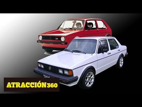 El misterio escondido en los modelos Atlantic y Caribe de VW  | Atracción360