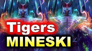 NEW MINESKI vs TIGERS - ROSTER DEBUT! - SEA KL MAJOR DOTA 2