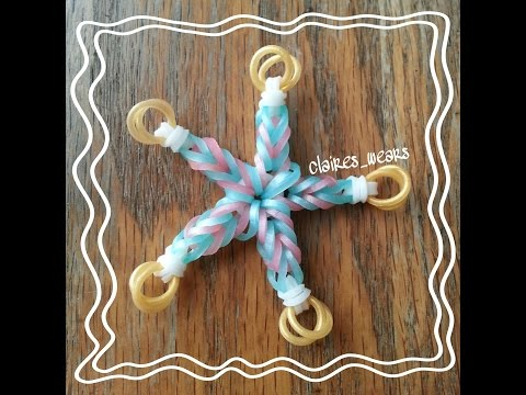 Hook Only- Sweet Starfish Charm (Original Design)