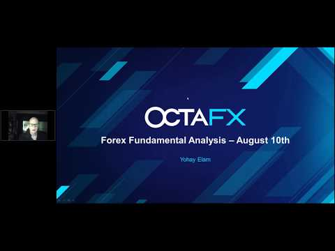 August 10 - OctaFX Forex Fundamental Analysis