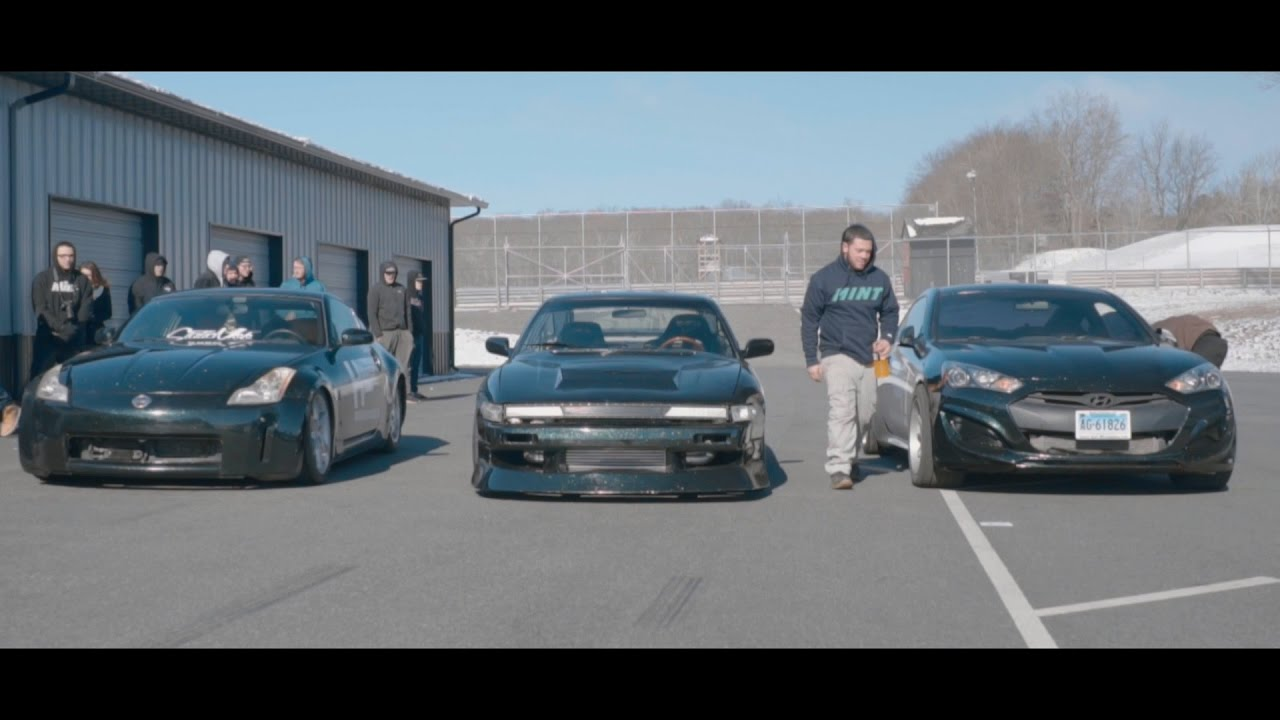Haggard Garage X Lock City Drift