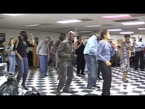 how to dance like james brown