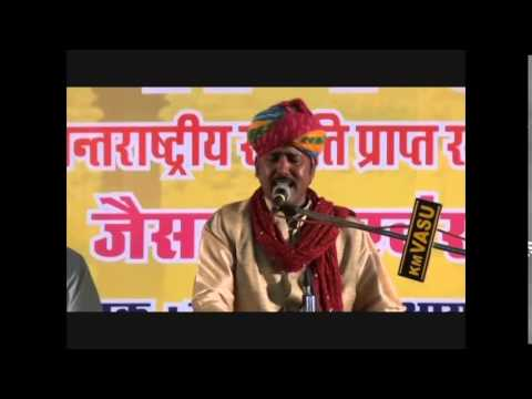 Laal Peeli Ankhiya By Mame Khan Satto For Gajendra Singh Rawlot Satto