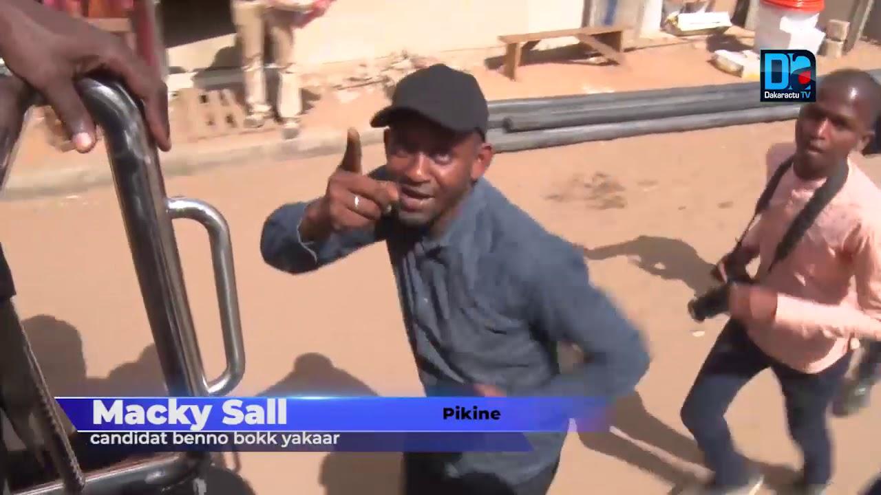 Présidentielle 2019 : Les temps forts de la J17 de la campagne électorale de Macky Sall  à Pikine