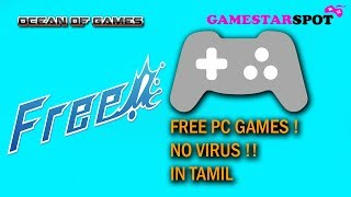 How To Download Free PC Games  No Virus  In Tamil  Gowtham gamer