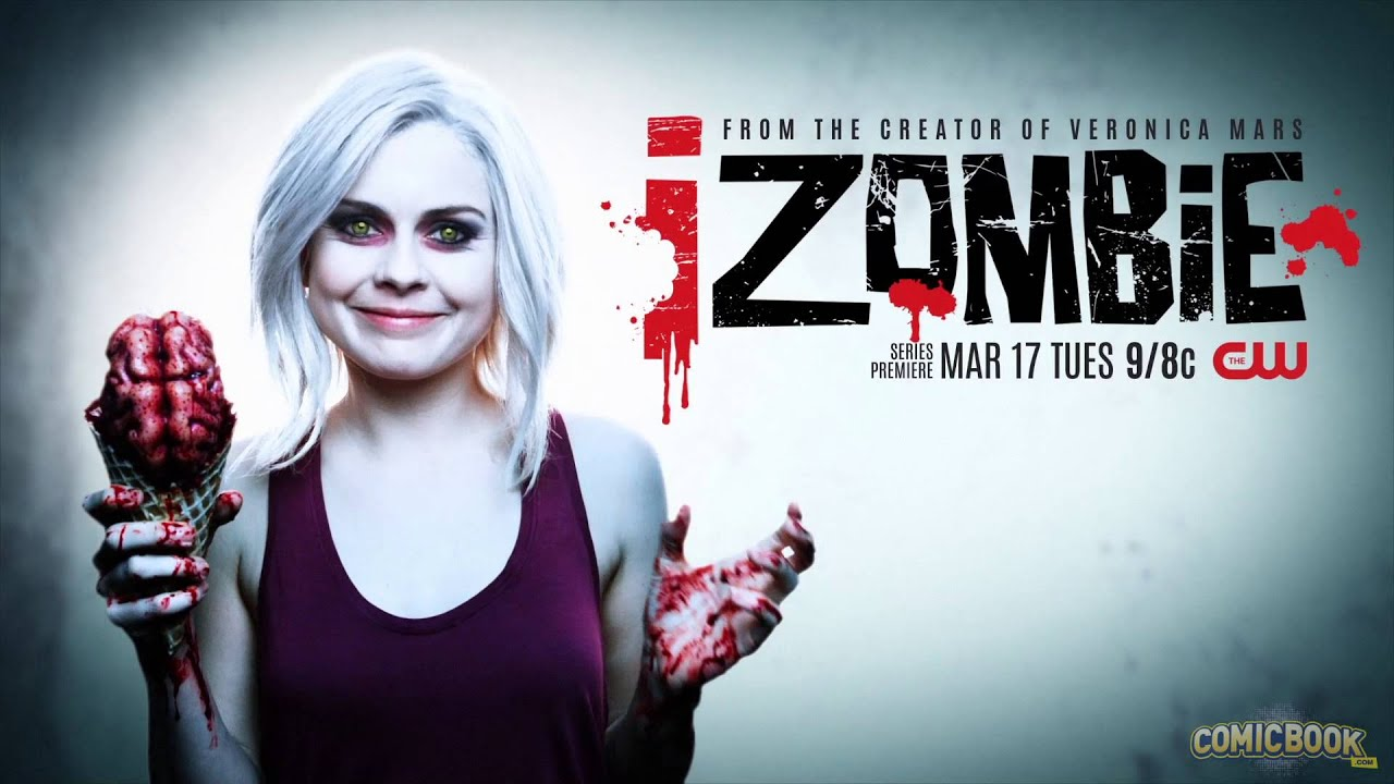 Image result for iZombie