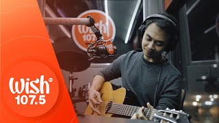 "RJ Jimenez performs ""God Really Loves Me"" LIVE on Wish 107.5 Bus"