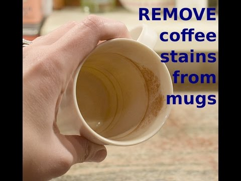 how to clean coffee stains from mug cleaning cups clean with me youtube. Black Bedroom Furniture Sets. Home Design Ideas