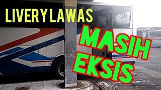 """KLAKSON MANIA"" Ll Trip Report Bus SUMBER SELAMAT W7020uz Yogya - Solo, Indonesian Fast Bus !"