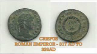 ROMAN COINS - CONSTANTINE & SONS
