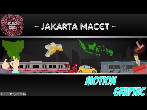 Jakarta Macet - TKJ53 Motion Graphic
