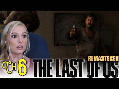 HENRY'S CHOICE- The Last Of Us Remastered PS4: Chapter 6: The Suburbs