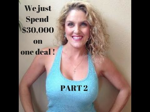 $30,000 Deal Part 2 Rene Casey Nezhoda Storage wars ANTIQUE HOARDER