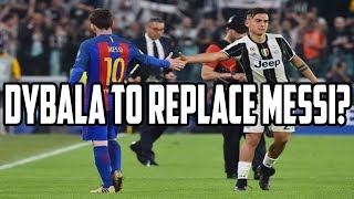 5 Players Who Could Replace Lionel Messi At Barcelona