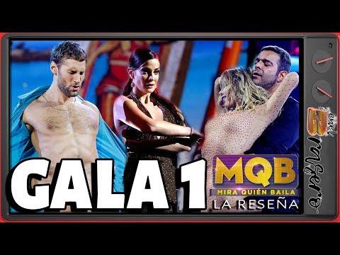 MIra Quien Baila Gala 1 | Lo Mejor y Peor de la noche | La Reseña