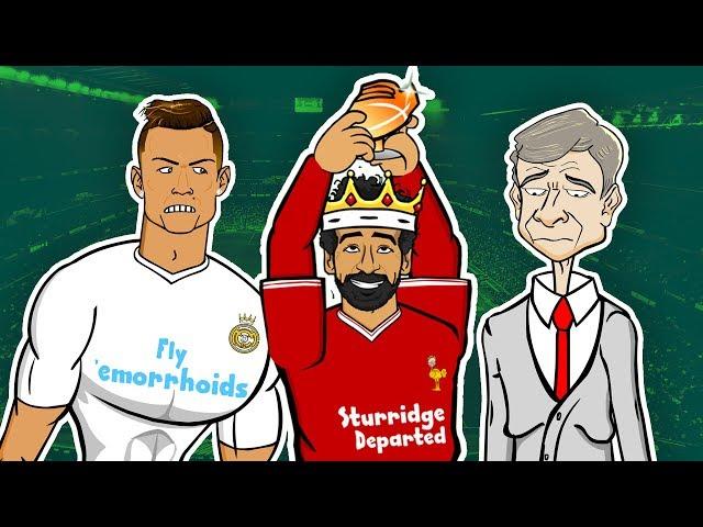 Salah Wins The EPL Golden Boot ►