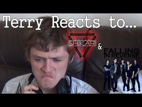 Terry Reacts to Enter Shikari/ Ronnie Radke & Falling in Reverse