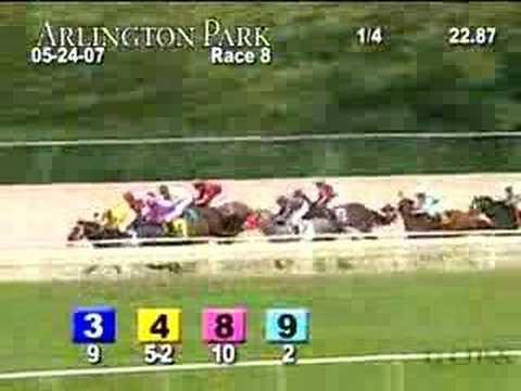 ARLINGTON PARK, 2007-05-24, Race 8