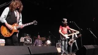 Dan Baird and Homemade Sin - All Over But the Cryin' → Dan Takes Five (Atlanta 12.30.16) HD
