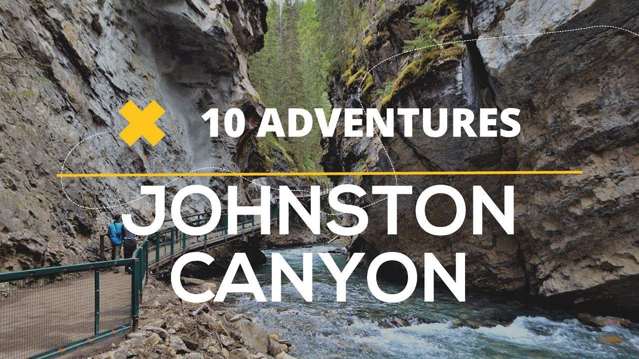 Johnston Canyon Hike Planner Best Family Hikes Near Banff Alberta In National Park