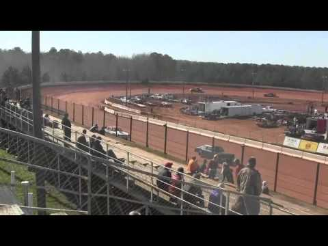 03.10.12 Renegade Practice at I-77 Speedway