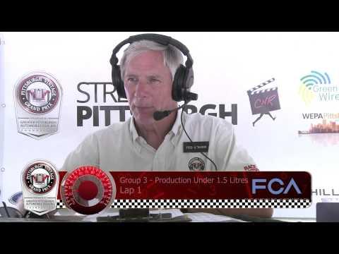 2015 Pittsburgh Vintage Grand Prix - Group 3: Production Under 1.5 Litres