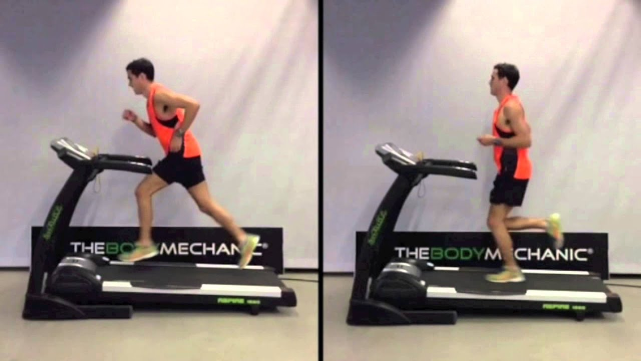 Treadmill Running Technique - How to run safely on a ...