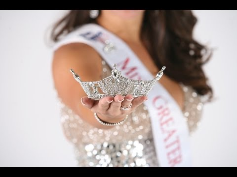Miss Greater Inland Empire 2013, Danielle Alcantar Farwell Video