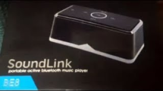 how to disassemble bose soundlink be8 bluetooth audio player