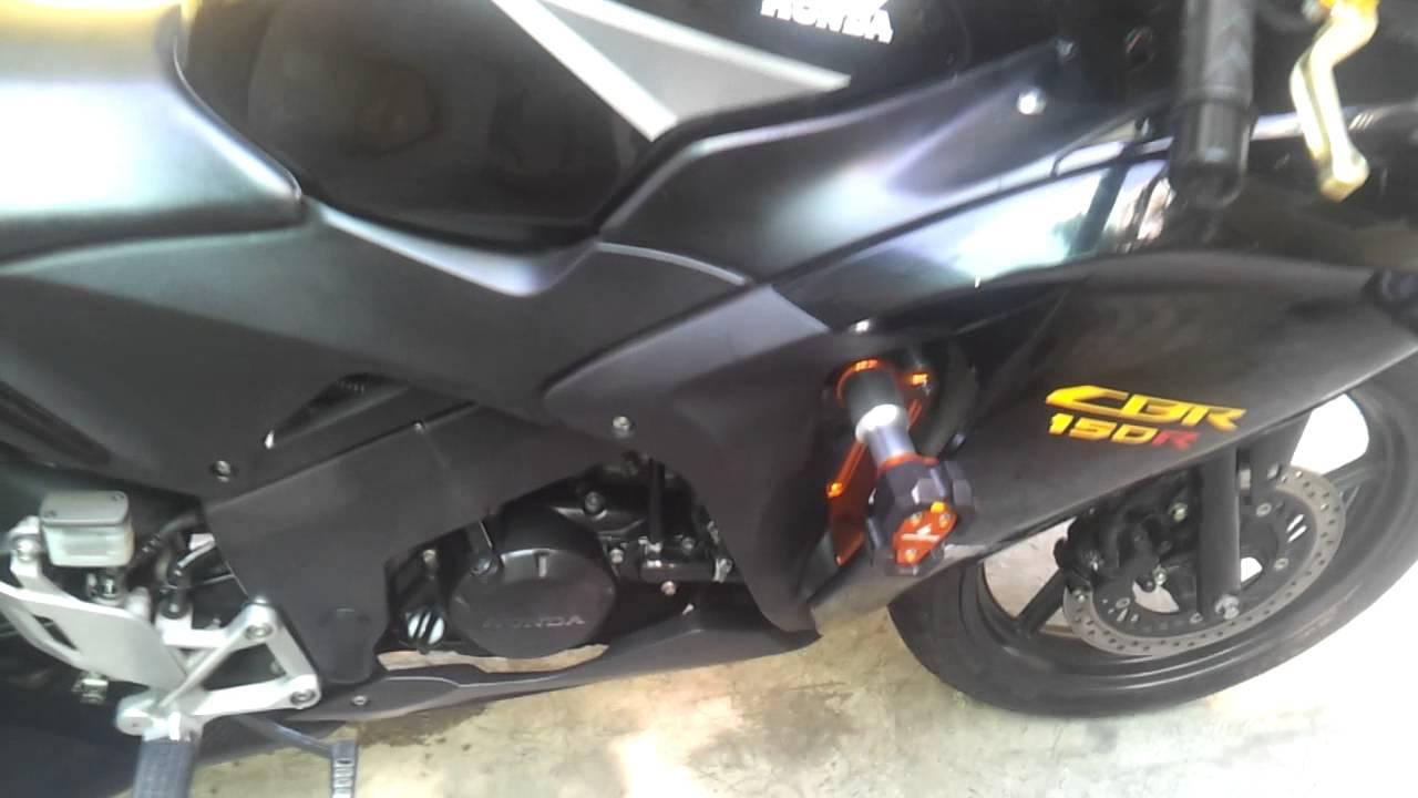 Yamaha R Sliders