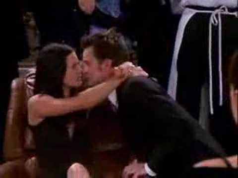 Chandler & Monica Love Song