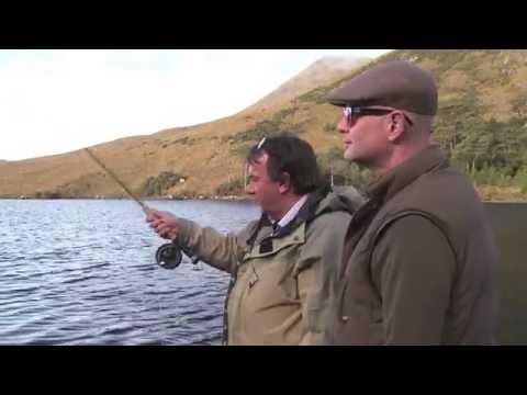 Delphi Flyfishing School Robert Gillespie part2