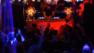 SOUND OF CREAM with SEAN TYAS (USA) & MR. PIT (RO) @ BLING, BUDAPEST - 2012.12.29. /AFTER VIDEO/ Thumbnail