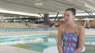 Rencontre avec Swann Oberson, nageuse de Team Genève
