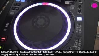 DENON SC2900 Overview | agiprodj.com