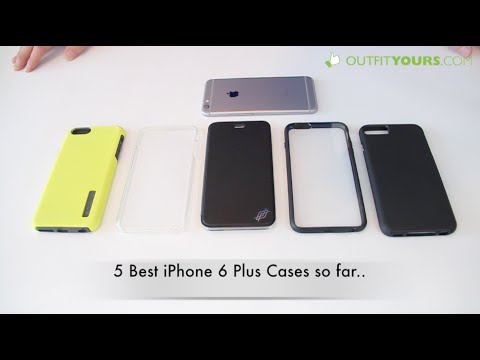 best iphone 5 case 5 best iphone 6 plus cases so far incipio spigen x doria 3745